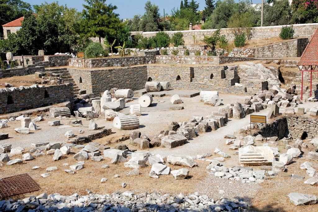 Mauzoleum Mauzolosa w Halikarnasie