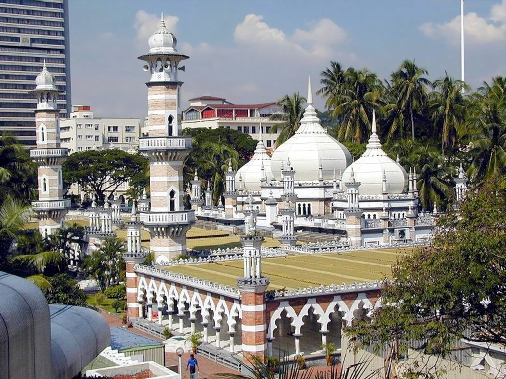 Meczet Masjid Jamek