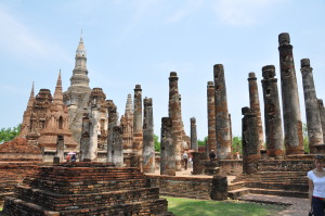 Ruiny Sukhothai