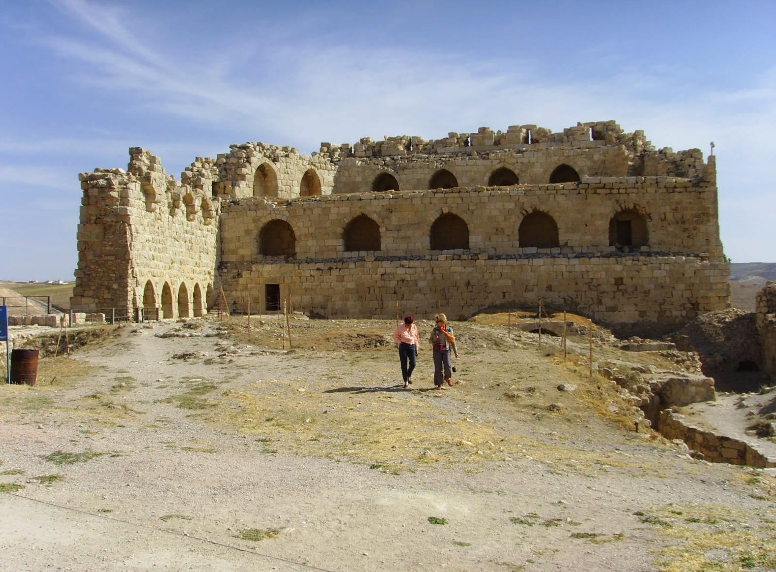 Zamek Al Karak