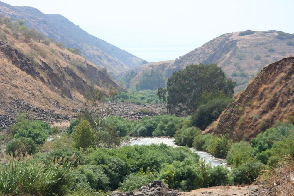Klimat w Jordanii
