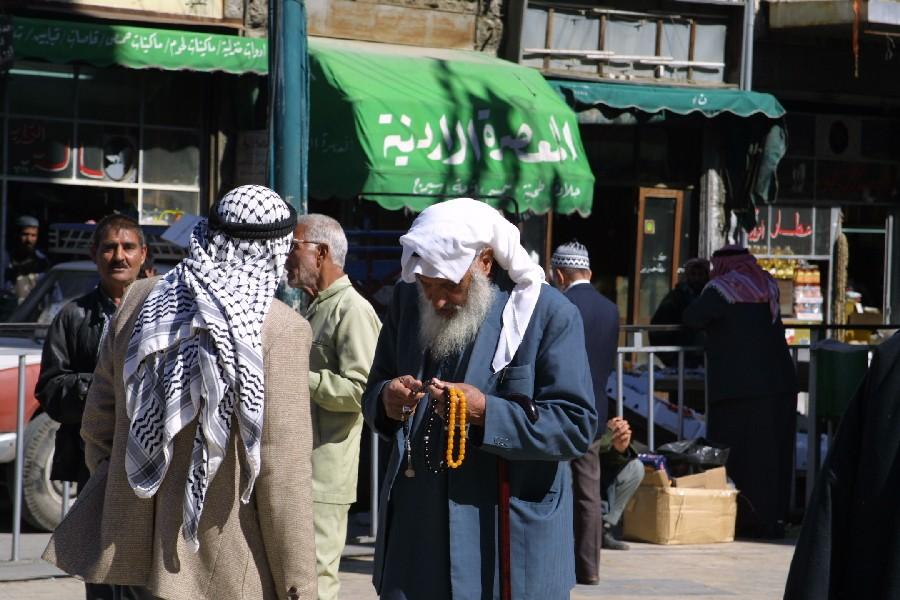 Ludzie w Jordanii