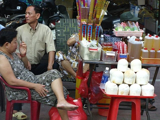 Wietnam - Sajgon (Ho Chi Minh)